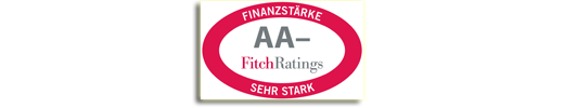 FitchRatings - Sehr stark