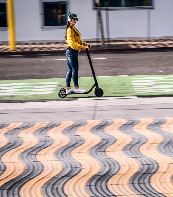 E Scooter Versicherung Westfälische Provinzial