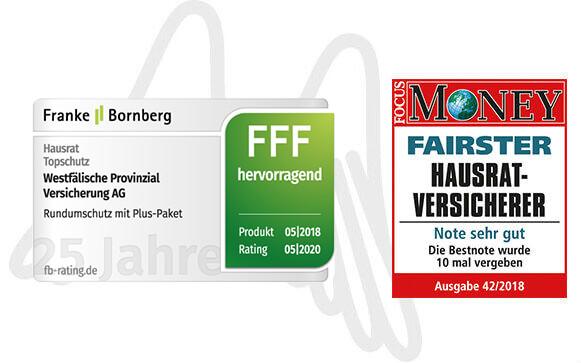 Hausratversicherung Westfalische Provinzial